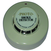 CL-180B PHOTOELECTRIC SMOKE DETECTOR LED BLINKING